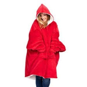 THE COMFY - The Original Oversized Sherpa Blanket